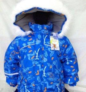 Новая зимняя куртка р26