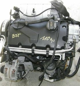 Двигатель 2.0TD BST Volkswagen Caddy 04-10г