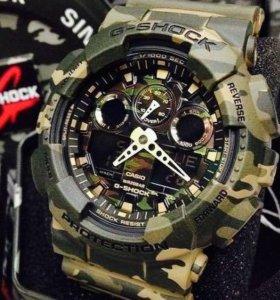 Military Dark Green Sport Watch