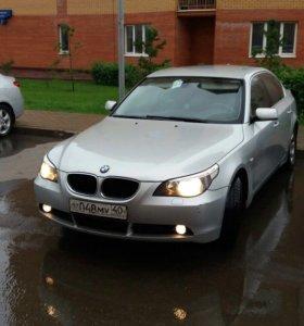 Автомобиль BMW 520