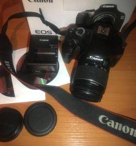 Продаю Зеркальный фотоаппарат Canon  D1100.