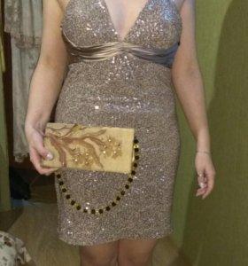 Платье+сумка