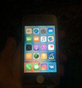 Обменяю-продам iPhone 4s 8gb