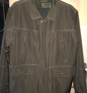 Куртка осень.  Р 50-52