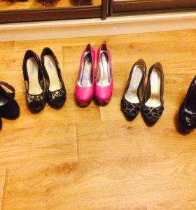 Туфли женские 38-39