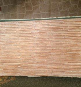 Плитка под бамбук Кантри, бежевая