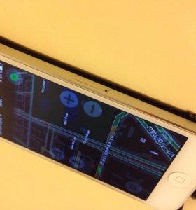 Iphone 5 белый 16 гб