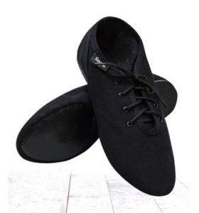 Джазовые ботинки детские, кирза,рзм 37