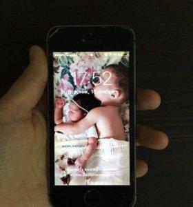 iPhone 5s все работает !!!!!