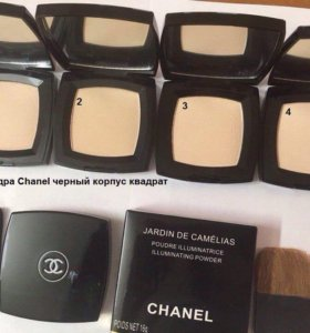 Пудра - Chanel