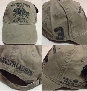 Новая бейсболка Polo Ralph Lauren
