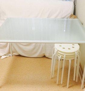 стол IKEA(без стульев)