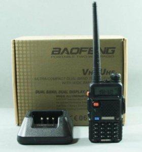 Радиостанция baofeng uv 5r