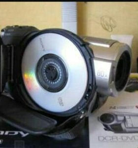 Камера Sony dvd808e