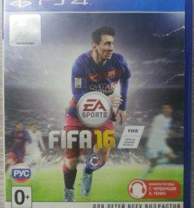 Fifa 16 для PS4 обмен