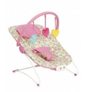 Новый шезлонг Mothercare