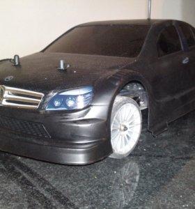 Радиоуправляемая модель Mercedes AMG-DTM 2008