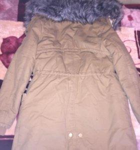 Парка,Куртка,Зима