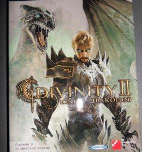 Игра Divinity 2:Кровь драконов(подарочное издание)