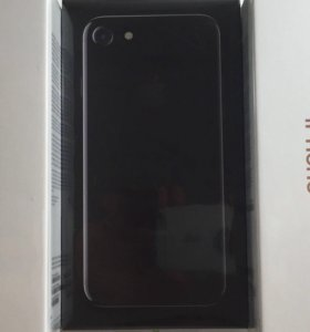 Новый iPhone 7 128gb jet black