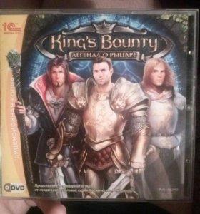 Игра King's Bounty:Легенда о рыцаре(Лицензия)