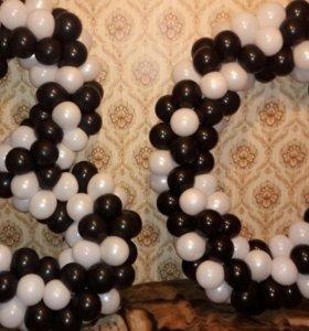 Оформление шарами любых праздников
