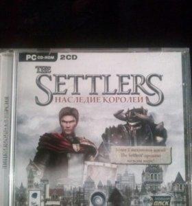 Игра The Settlers:Наследие Королей(Лицензия)