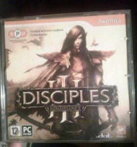 Игра Disciples III:Renaissance(Лицензия)