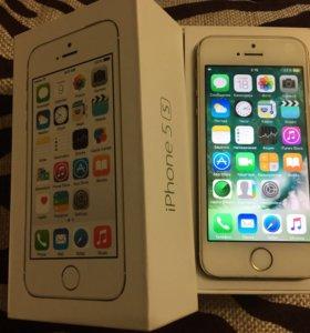 iPhone 5s gold 16GB LTE