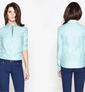 Блуза приталенная ррS