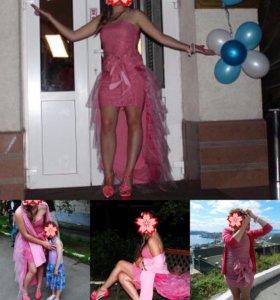 Продам платье, одевала 1 раз