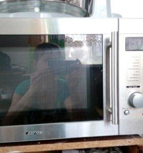 Микроволновая печь с грилем .DAYTEK.WD900EL23-2III