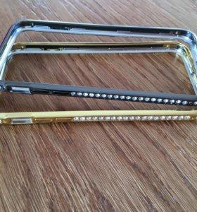 Металлические бампера для iPhone 6/6S