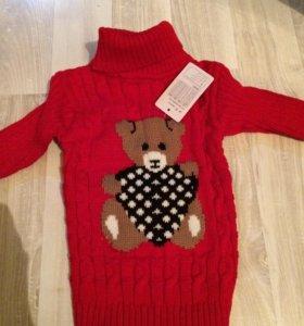 Детский свитер и девочке и мальчику