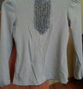 Школьные блузы