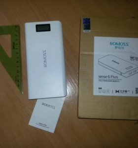 Аккумулятор для планшетов смартфонов ROMOSS20000