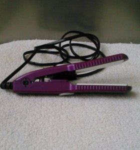 Мини - утюжок для волос