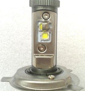 Led лампа h4