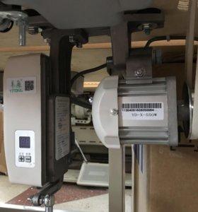 Серводвигатель для швейной машины и оверлока
