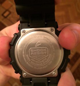 Часы Casio G-Shock GA-100CF