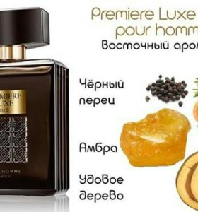 парфюмерная вода  Premiere Luxe Oud Avon для мужчи