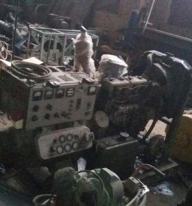 Дизельный генератор 10 квт 380-220