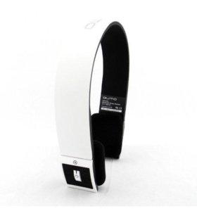 Наушники Bluetooth Qumo Concord White