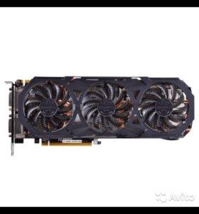 Видеокарта gigabyte GeForce GTX 970 (GV-N970G1)