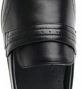 Кожаные туфли 41-42 (новые)