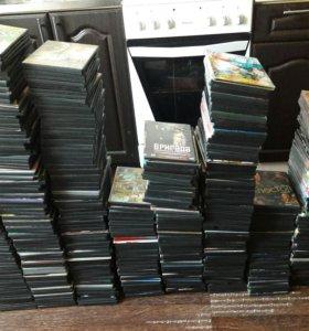 Продам DVD ДИСКИ, оптом 40 руб