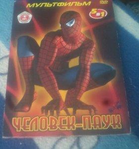 Человек паук мультик