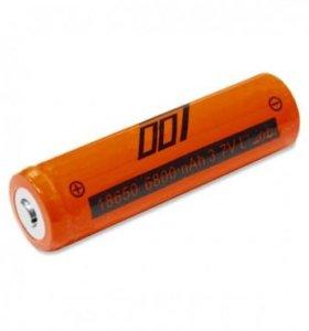18650 литеионовый аккумулятор
