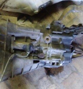 Коробка,мотор от w202