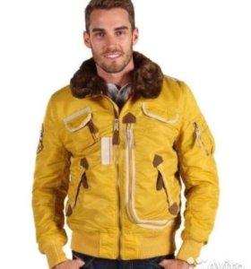 "Новая мужская куртка ""ALPHA INDUSTRIES"""